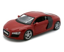 Audi R8 Coupe MAISTO SPECIAL EDITION Diecast 1:24 Scale Red