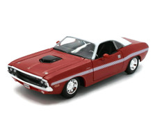 1970 Dodge Challenger R/T MAISTO SPECIAL EDITION Diecast 1:24 Scale Red/White