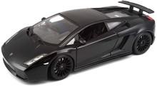 Lamborghini Gallardo Superleggera MAISTO SPECIAL EDITION Diecast 1:18 Black