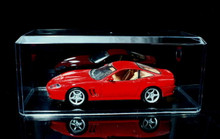 DISPLAY SHOWCASE w/Clear Base for 1:18 Scale Models Diecast Display Case