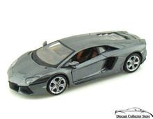 Lamborghini Aventador LP700-4 MAISTO SPECIAL EDITION Diecast 1:24 Metalic Grey