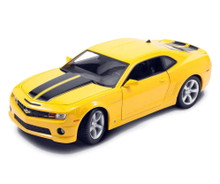 2010 Chevrolet Camaro SS RS MAISTO SPECIAL EDITION Diecast 1:24 Scale Yellow