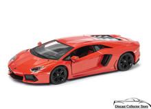 Lamborghini Aventador LP700-4 MAISTO SPECIAL EDITION Diecast 1:24 Scale Orange