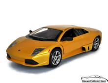 Lamborghini Murcielago LP 640 MAISTO SPECIAL EDITION Diecast 1:24 Candy Gold