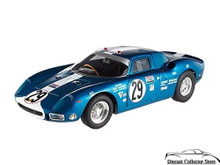 1965 FERRARI 250 LM 12 Hrs of Sebring HOT WHEELS ELITE Diecast 1:18 Blue