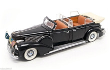 1939 Lincoln Sunshine Special Presidential Limousine Diecast 1:24 Scale