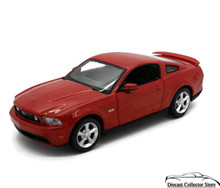 2011 Ford Mustang GT 5.0 Touch MAISTO SPECIAL EDITION Diecast 1:24 Scale Red