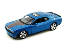 2008 Dodge Challenger SRT8 MAISTO SPECIAL EDITION Diecast 1:24 Scale Blue