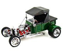 1923 Ford T-Bucket Roadster Pickup ROAD SIGNATURE Diecast 1:18 Scale Green