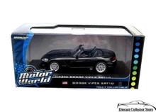 Dodge Viper SRT10 GREENLIGHT Motor World Diecast 1:43 Scale