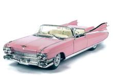1959 Cadillac Eldorado Biarritz Convertible MAISTO PREMIERE EDITION Diecast 1:18