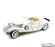1936 Mercedes-Benz 500K Special Roadster MAISTO PREMIERE EDITION Diecast 1:18