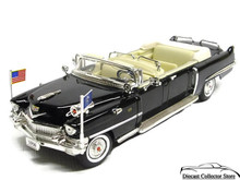 1956 Cadillac Presidential Limousine SIGNATURE MODELS Diecast 1:32 FREE SHIPPING