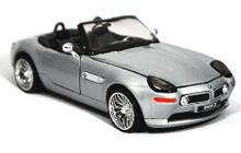 1996 BMW Z8 SUPERIOR / SUNNYSIDE LTD Diecast 1:24 Scale - Silver