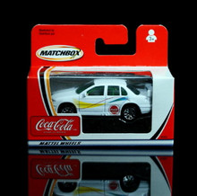 Ford Falcon Matchbox  COCA COLA Series Diecast 1:64 Scale  Coke