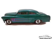 1951 Mercury Chopped Coupe AMERICAN MUSCLE Diecast 1:18 Scale