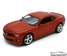 2010 Chevrolet Camaro SS RS  MAISTO Diecast 1:24 Scale Red