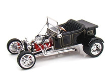 1923 Ford T-Bucket Roadster Pickup ROAD SIGNATURE Diecast 1:18 Scale Black