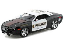 2006 Dodge Challenger POLICE Traffic Div. MAISTO SPECIAL EDITION Diecast 1:18