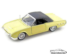 1962 Ford Thunderbird Conv ARKO VINTAGE VEHICLE Diecast 1:32 FREE SHIPPING