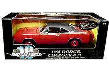 1968 Dodge Charger R/T Ertl AMERICAN MUSCLE LE 1 of 2,502 Diecast 1:18 Scale
