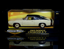 1969 Dodge Charger R/T Ertl MEARICAN MUSCLE Limited Edition Diecast 1:18 Scale