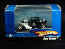 HOT WHEELS Bone Shaker with display 1:87 Scale FREE SHIPPING