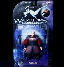 WARRIORS OF VIRTUE Action Figure DULLARD Play'em 71016