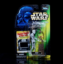 STAR WARS Action Figure 8D8  w/ Freeze Frame Action Slide 1998 TPOTF Free Shipping