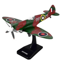 SPIT FIRE Royal Air Force WWII Fighter Plane Plastic Model Assembly Kit NewRay