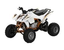Honda TRX ATV NewRay Diecast 1:12 Scale White FREE SHIPPING