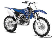 Yamaha YZ-450F Motorcycle NewRay Diecast 1:12 Scale FREE SHIPPING
