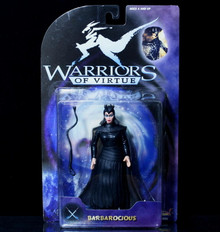 WARRIORS OF VIRTUE Action Figure BARBAROCIOUS Play'em 71008
