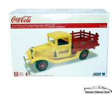 1934 Ford Pickup Coca Cola 1:24 Scale Plastic Model Assembly Kit FREE SHIPING