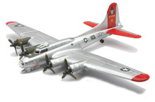 B-17 Flying Fortress WWII Bomber Airplane Plastic Model Assembly Kit NewRay