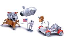 Space Adventure NASA LUNAR ROVER Plastic Model Assembly Kit NewRay