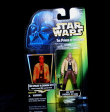 STAR WARS Action Figure LUKE SKYWALKER in Ceremonial Outfit POTF Collection 1