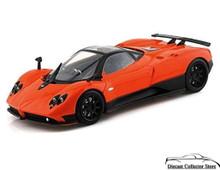 Pagani Zonda F MOTORMAX Diecast 1:18 Scale Orange