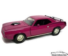 1970 Plymouth HEMI Cuda Ertl AMERICAN MUSCLE Diecast 1:18 Scale MIB