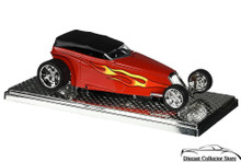 Thom Taylor EXTREME CUSTOMS RUMBA TUB w/Display Showcase Diecast 1:24 Scale