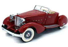 DANBURY MINT 1934 Packard V-12 Lebaron Speedster Diecast 1:24 Scale MIB