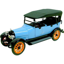 1917 REO Touring SIGNATURE MODELS Diecast 1:32 Scale Blue FREE SHIPPING