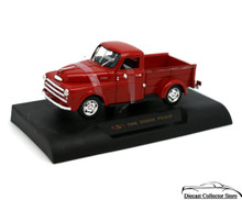 1948 Dodge Pickup SIGNATURE MODELS Diecast 1:32 Scale Red FREE SHIPPING