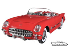 1953 Chevrolet Corvette SIGNATURE MODELS Diecast 1:32 Scale Red FREE SHIPPING