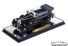 1938 Mercedes-Benz 770 Offerer Tourenwagon SIGNATURE MODELS PREMIER Diecast 1:43 Black