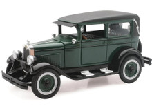 1928 Chevrolet Imperial Lanau 4 Door NewRay Diecast 1:32 Scale FREE SHIPPING