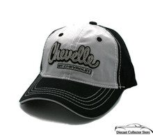 Hat - Chevrolet Chevelle Officially Licensed Embroidered Ball Cap FREE SHIPPING