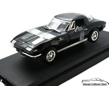 1963 Chevrolet Corvette Sting Ray 50th Anniversay American Muscle Diecast 1:18