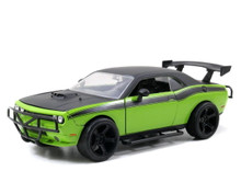 Dodge Challenger SRT8 Letty's Off Road Fast & Furious 7 Diecast 1:24 Scale