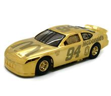 1998 Ford Taurus Bill Elliott Martin NASCAR 50th Anniversary 24K Gold LE Diecast 1:24